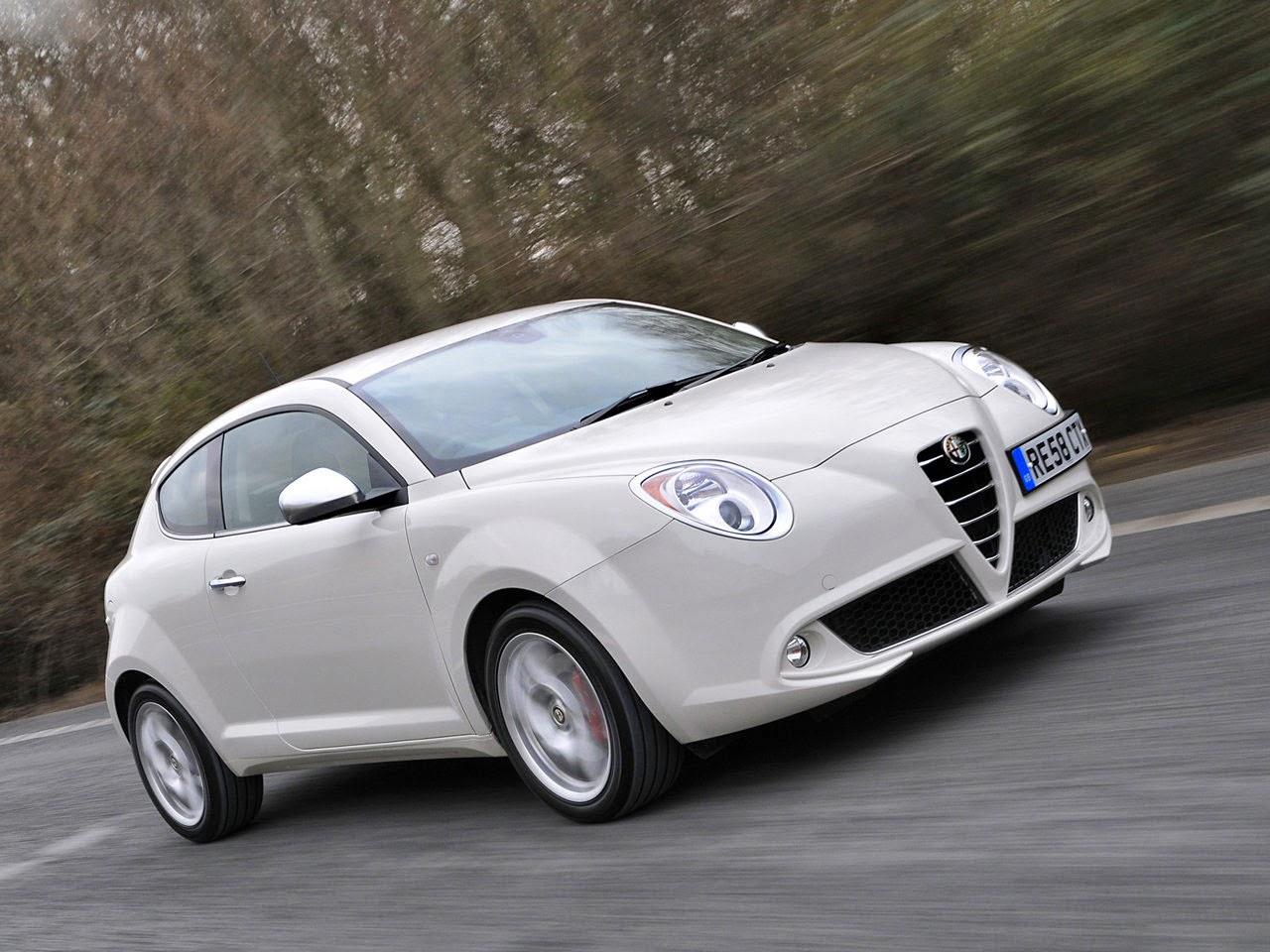 Alfa Romeo Mito Wallpaper