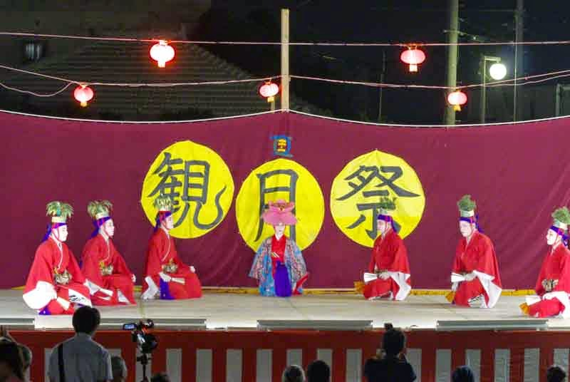 stage, women,harvest moon, festival