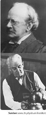 J.J Thomson Robert A. Millikan