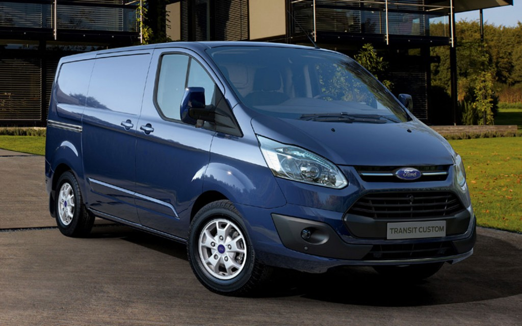 2013 ford transit custom cargo van to debut in europe about cars. Black Bedroom Furniture Sets. Home Design Ideas