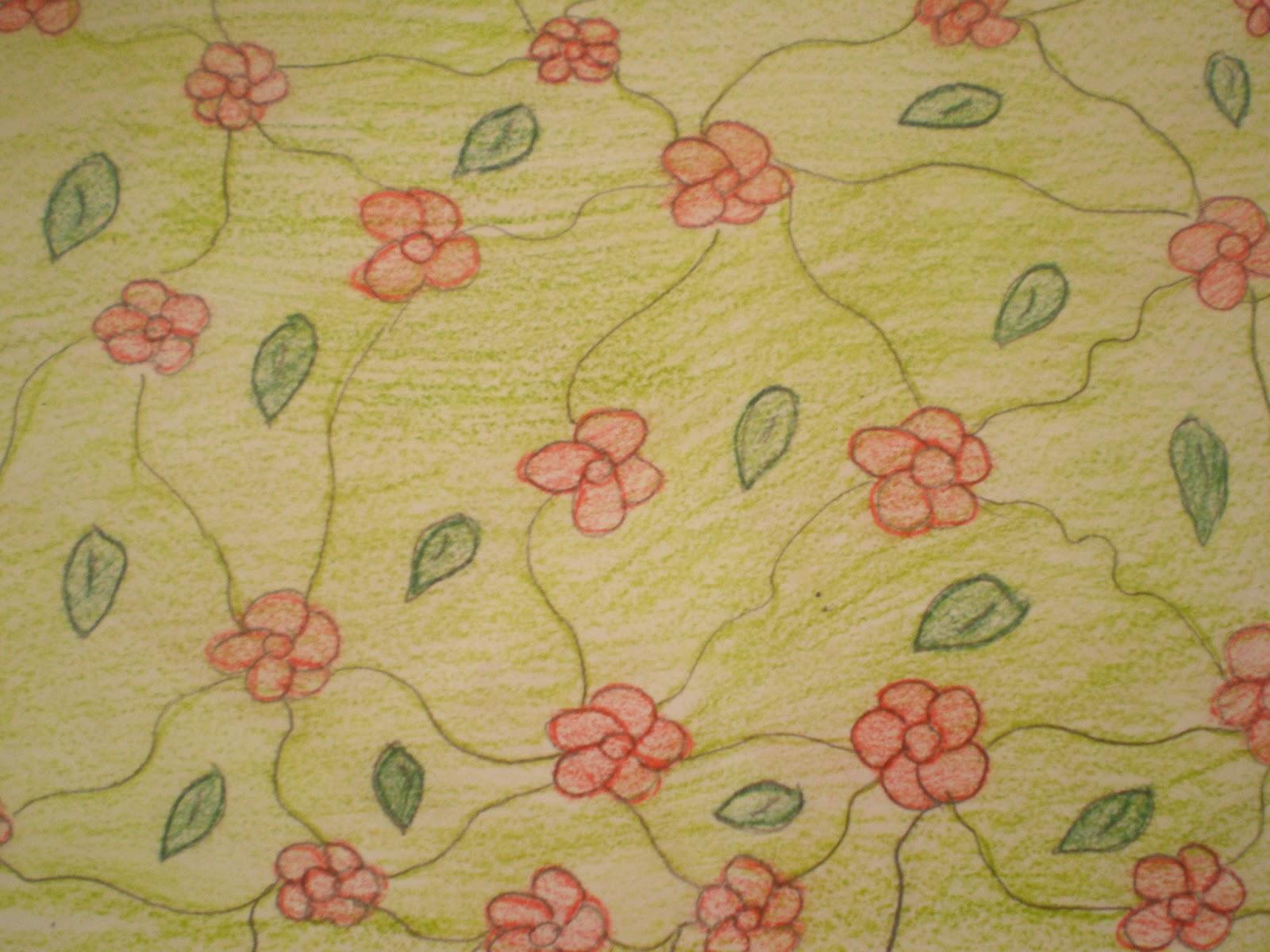 Corak Bunga