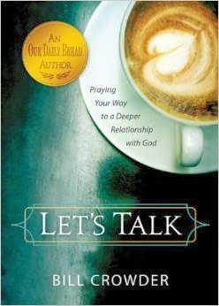 Booklet on Prayer, Let's Talk by Bill Crowder