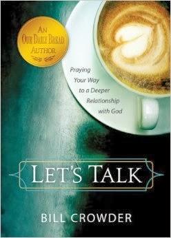 Booklet on Prayer, Let's Talk by Bill Crowder