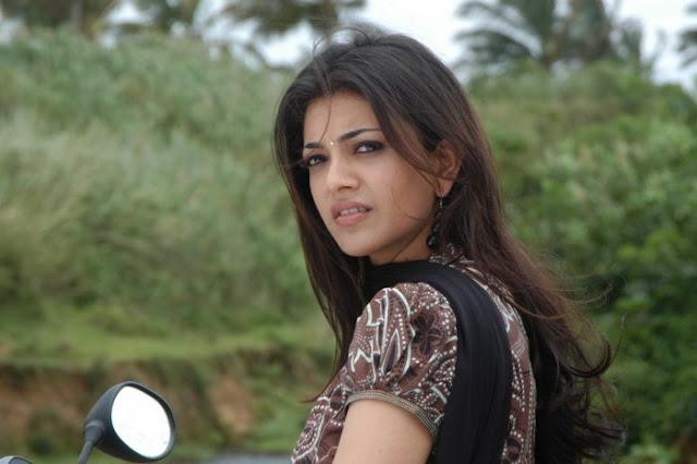 South Indian Actress Kajal Agarwal Wallpaper