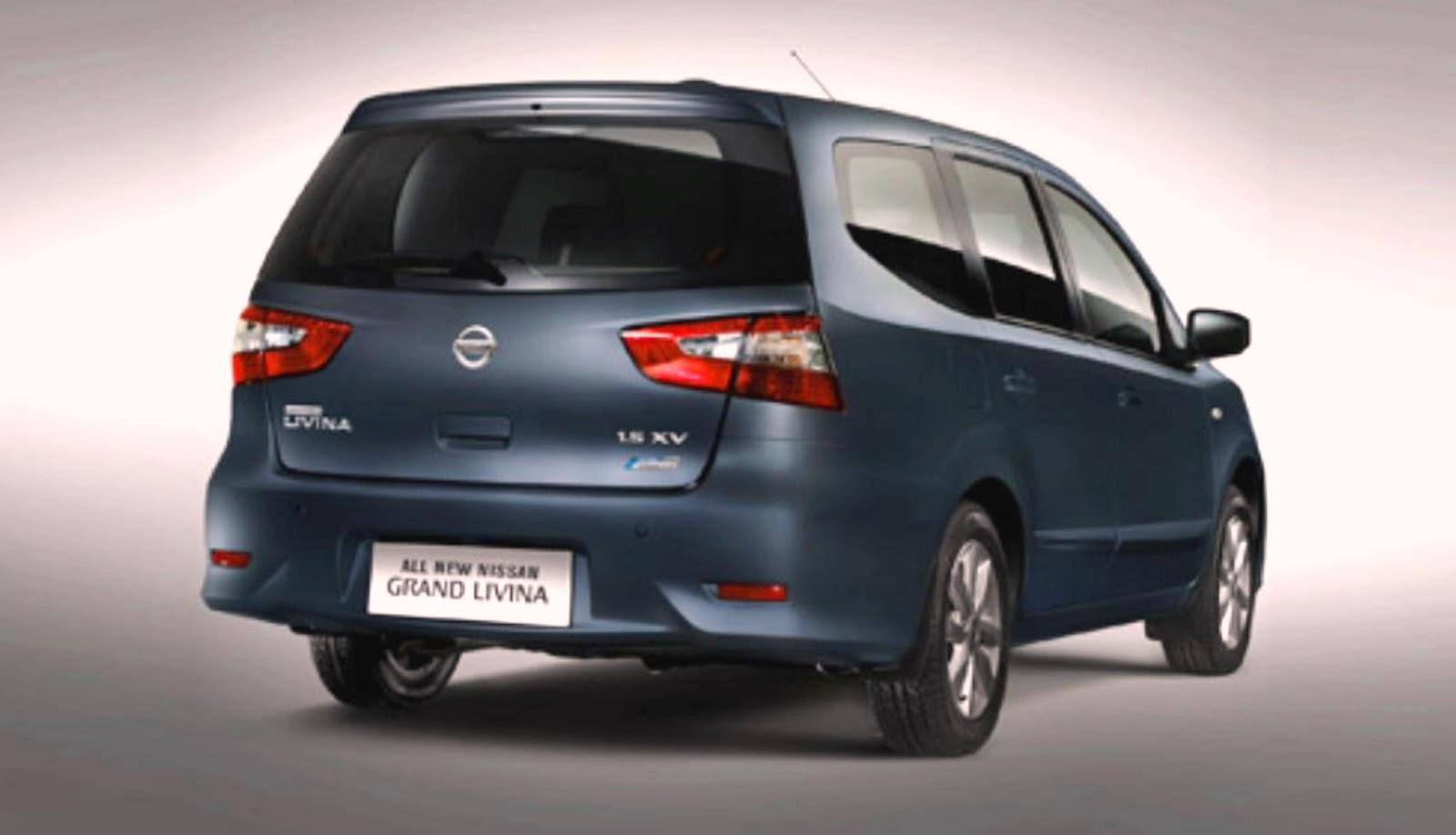 Indonesian Autocars Blogspot Com New Nissan Grand Livina 2013
