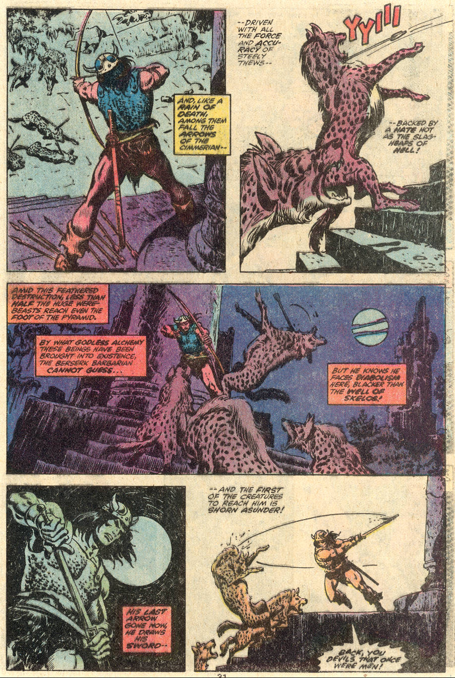 Conan the Barbarian (1970) Issue #100 #112 - English 24