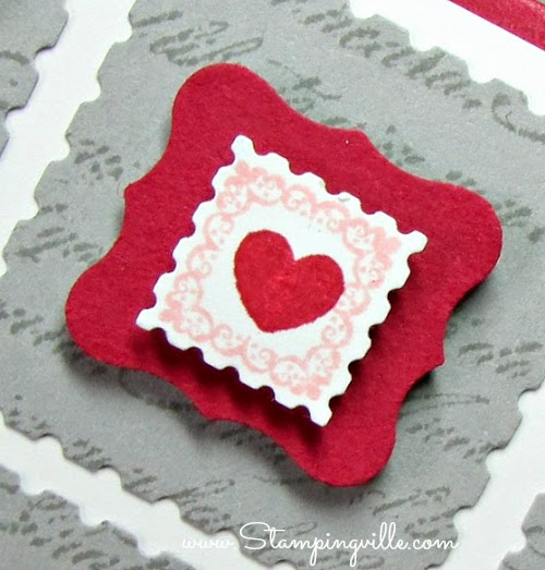 Tiny little labels packed with love | Stampingville