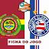 Ficha do jogo: Juazeirense 1x2 Bahia | Campeonato Baiano 2015 - Semifinais