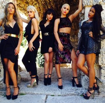 G.R.L. new single Ugly Heart