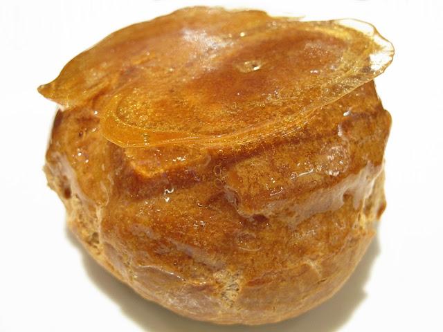 Pâtisserie Jacques Genin Paris - Chou vanille