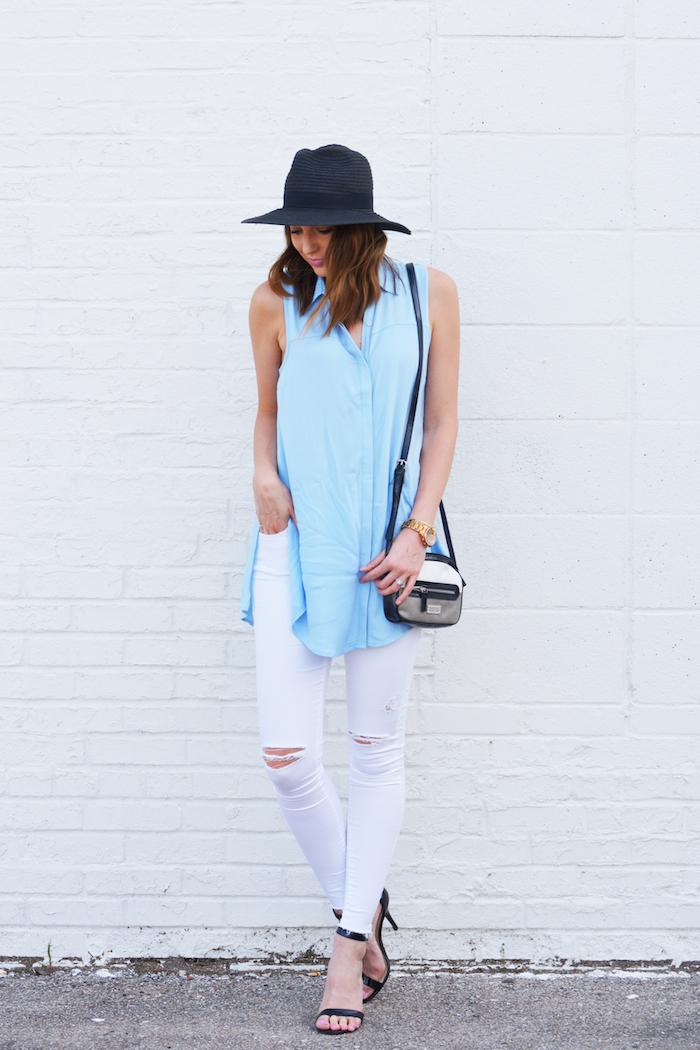 Blue Tunic