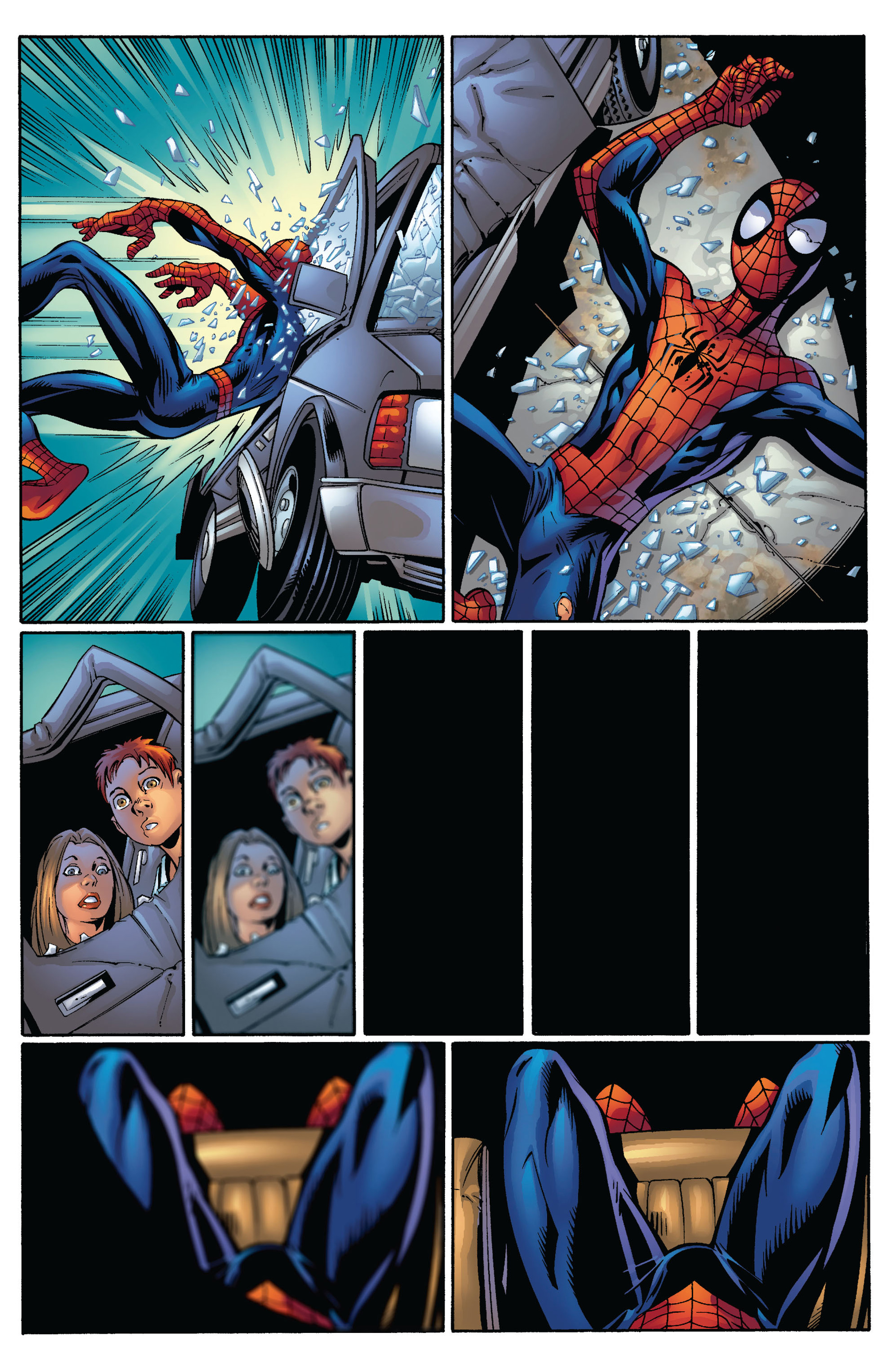 Ultimate Spider-Man (2000) Issue #56 #60 - English 19