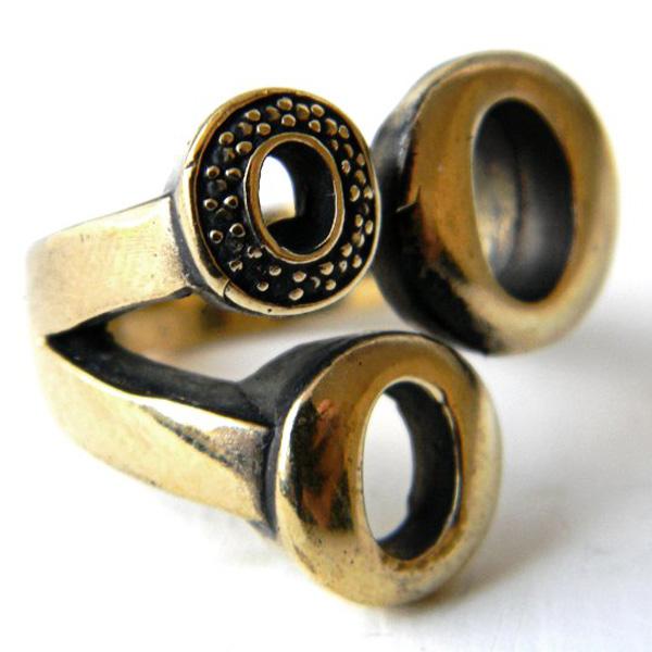 купить кольца из бронзы латуни серебра симферополь