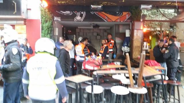 Tiroteio em pub de Tel Aviv deixa dois mortos