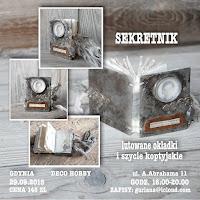 DECO HOBBY Gdynia - SEKRETNIK