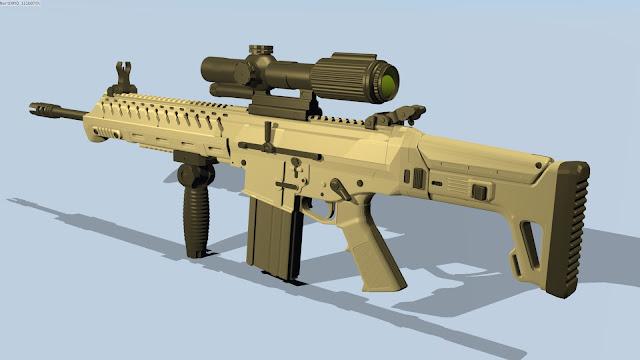 Senapan Baru Pindad Akan Lampaui SS2 dan Kalahkan AK47 Rusia