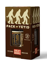 The Great Divide Yetis are here in 3-packs!