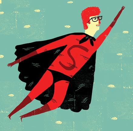 my life as a superhero essay