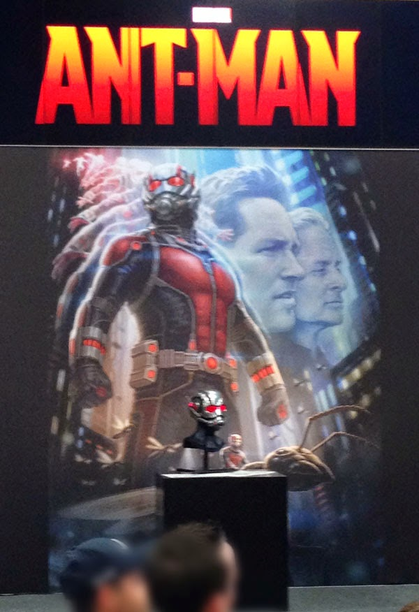 ant man poster sdcc