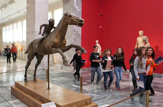 Τριήμερο εκδηλώσεων στο Αρχαιολογικό μουσείο με ελεύθερη είσοδο