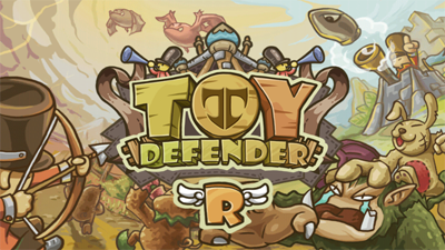 Toy Defender R