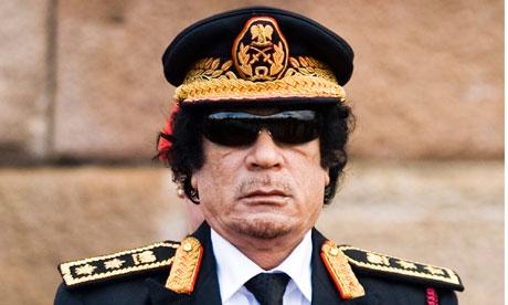 Gaddafi Dead by NATO