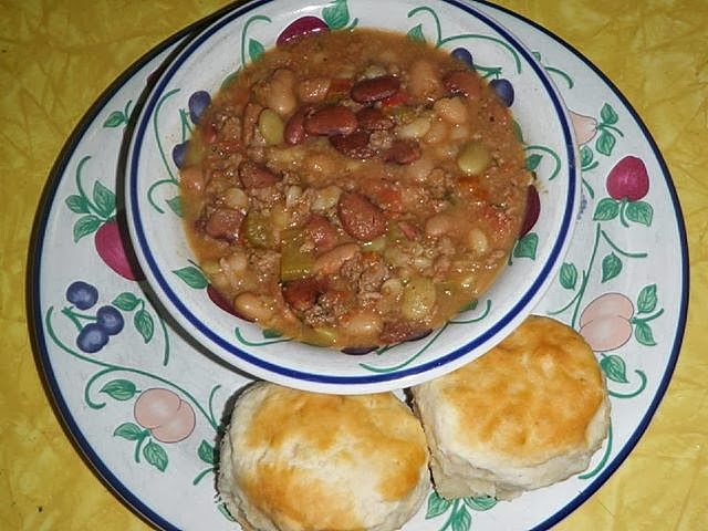Granny's 15 Bean Soup