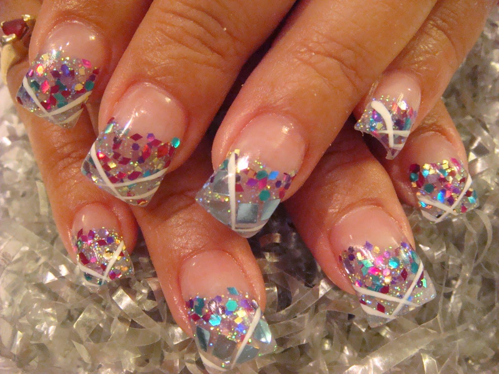 Nail art spring nails spring nails prinsesfo Choice Image