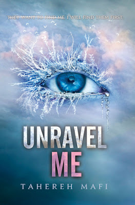 Unravel Me YA Dystopian Novel