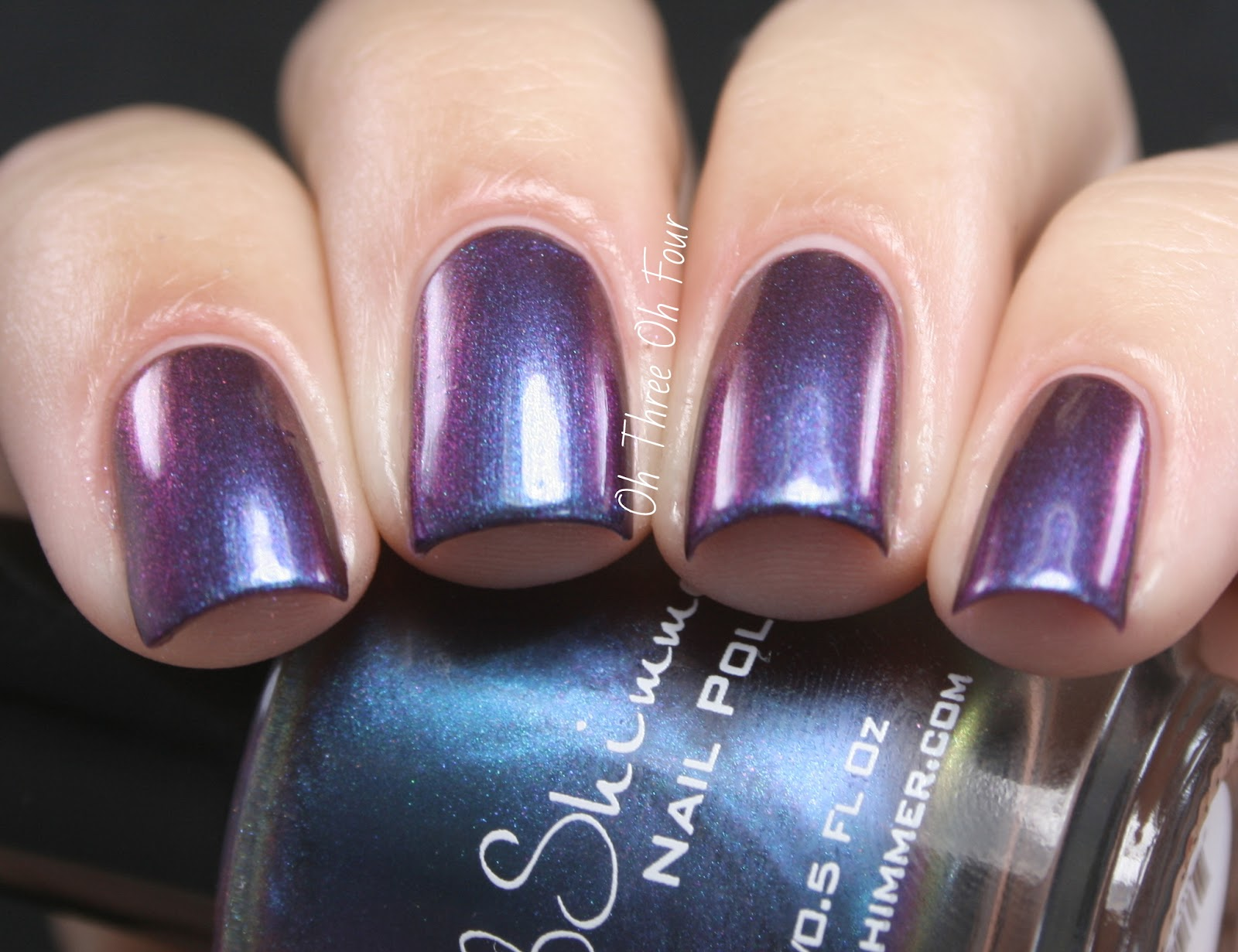 Oh Three Oh Four: KBShimmer Reviews & Swatches