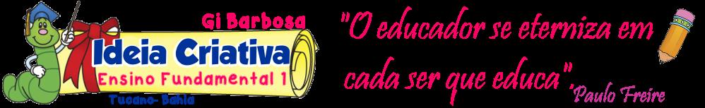 Ideia Criativa - Ensino Fundamental Atividades e Projetos Educacionais