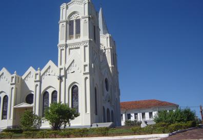 Aquidauana comemora 100 anos da Paróquia ''Imaculada Conceição''