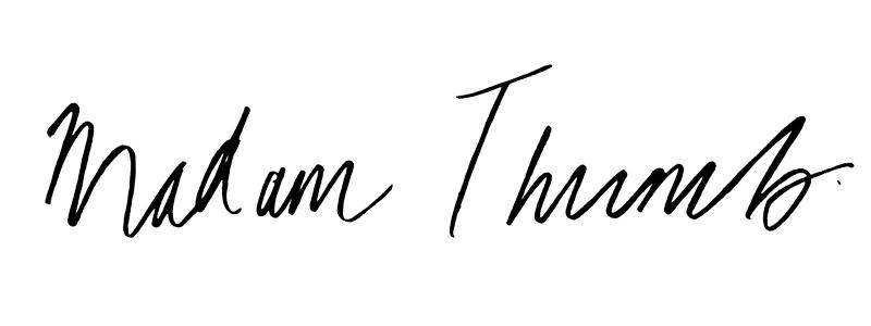 madam thumb
