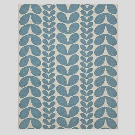 duck egg pattern rug