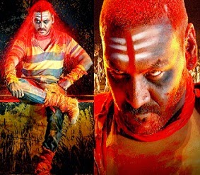 Kanchana 2 Movie Latest Stills - Lawerence and Tapsee