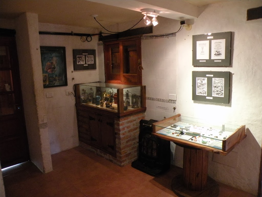 Museo vista interior