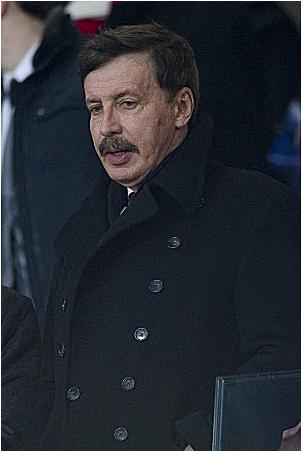 Arab investors table £1.5billion for Arsenal