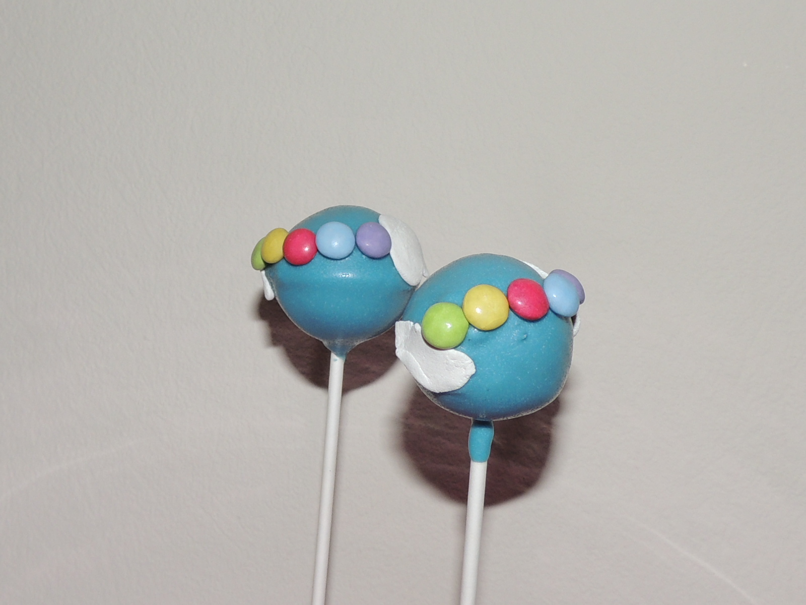 Cake pop till you drop...