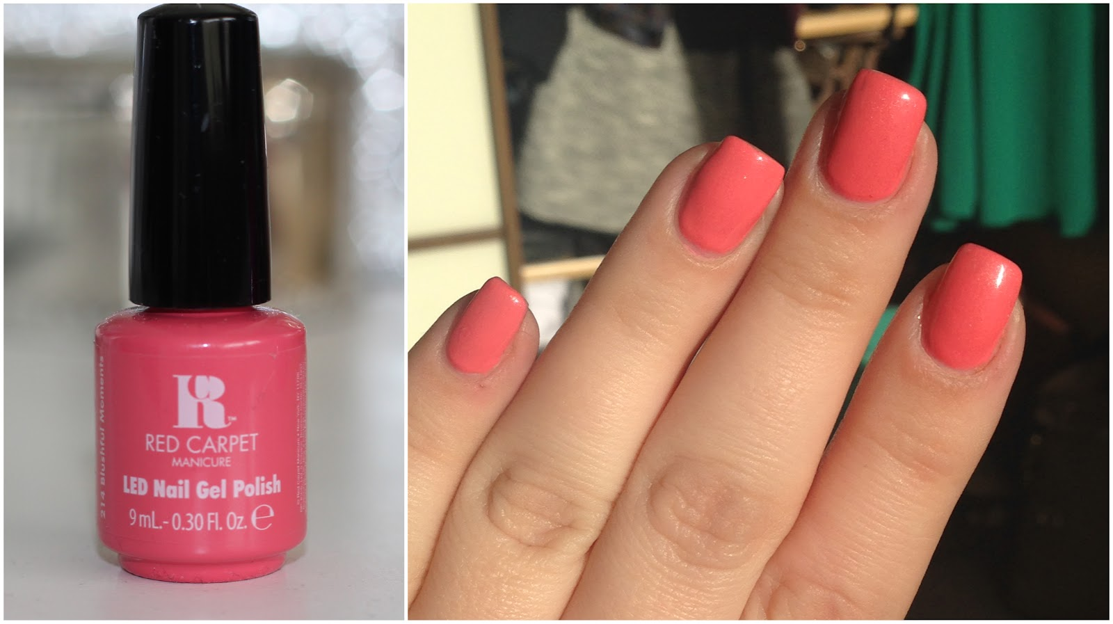 Obsessed By Beauty Mani Monday Red Carpet Manicure