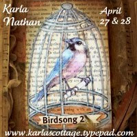 2012 BIRD SONG II - Karla's Cottage