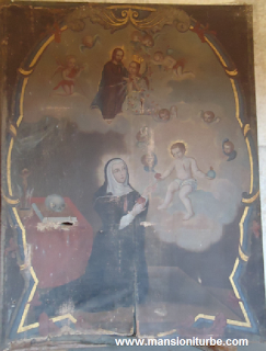 Religious Art at the Ex Convent of Santa Ana in Tzintzuntzan