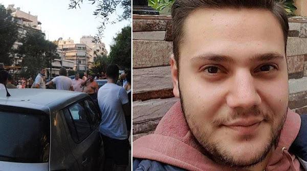 Μεροκάματο θανάτου για 23χρονο ντελιβερά στο Γαλάτσι