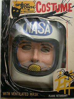 disfraz de astronauta para el dia de brujas