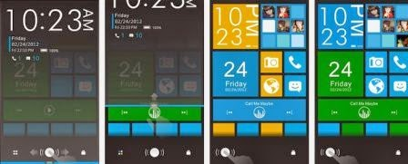 WP8 GO Locker Theme APK
