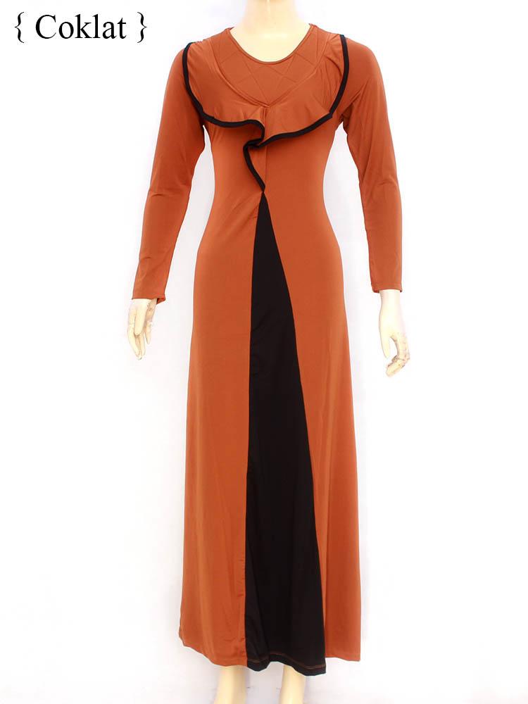 Model Baju Muslim Terbaru Dan Trend Baju Gamis 2014 Cantik Info ...