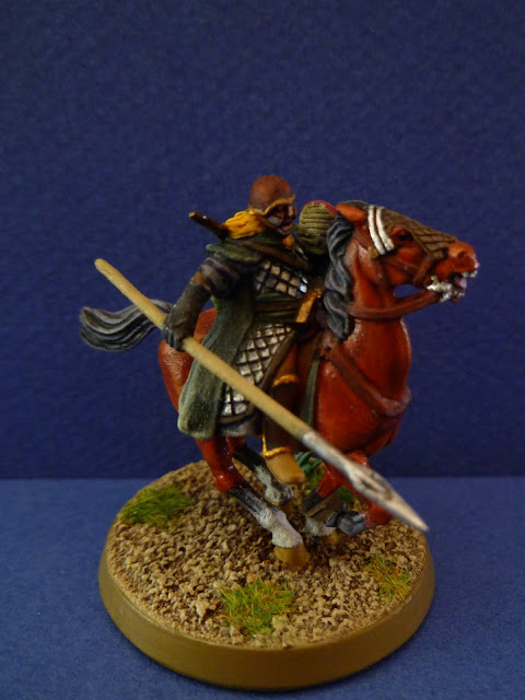 Cavalier avec lance (conversion)