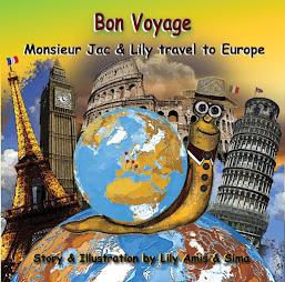 "Wohooo ""Bon Voyage"" is available!"