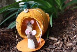 tutorial boneka flanel tikus