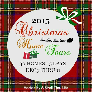 Christmas Home Tours 2015
