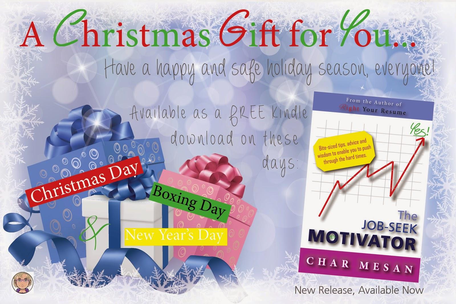 "<a href=""http://www.amazon.com/gp/offer-listing/B00R7V9PKQ/ref=as_li_tl?ie=UTF8&camp=1789&creative=9325&creativeASIN=B00R7V9PKQ&linkCode=am2&tag=chameswri-20&linkId=EEUJSFYHNXTFWQRA"">The Job-Seek Motivator: Bite-sized tips, advice and wisdom to enable you to push through the hard times</a><img src=""http://ir-na.amazon-adsystem.com/e/ir?t=chameswri-20&l=am2&o=1&a=B00R7V9PKQ"" width=""1"" height=""1"" border=""0"" alt="""" style=""border:none !important; margin:0px !important;"" />"